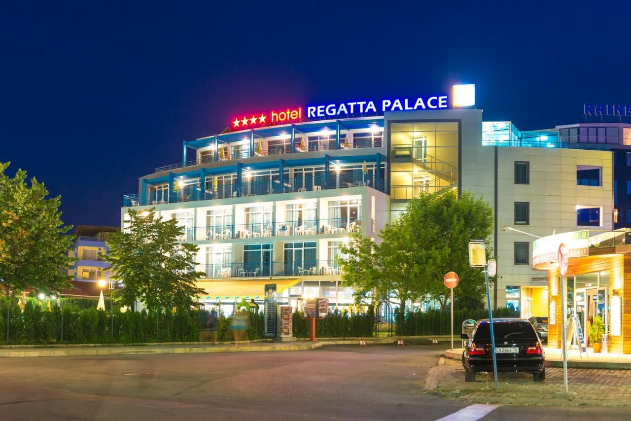 Regatta Palace - plná penze
