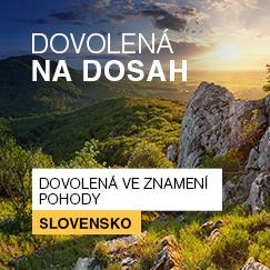 Slovensko - Čr a okolí
