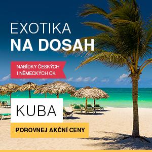 70d0d530b96 ... Exotická dovolená na Kubě za last minute ceny ...