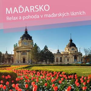 Maďarsko - Čr a okolí